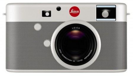 Así es la cámara Leica que diseñó Jony Ive de Apple