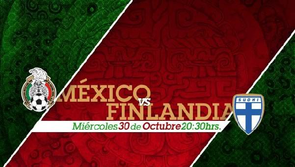 mexico finlandia en vivo internet México vs Finlandia en vivo (Amistoso 2013)