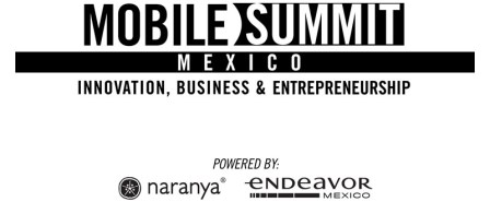 Sigue en vivo el Mobile Summit Mexico desde tu celular o computadora