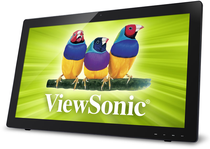 """Nuevos monitores Touch Serie TD40 de 27"""" y 32"""" de ViewSonic - monitor-touch-td2740-viewsonic"""