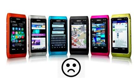 Nokia abandona definitivamente a Symbian y MeeGo a partir del 1 de enero de 2014