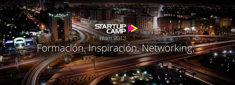 startup camp latam 2013 Startup Camp Latam, 60 horas de conocimiento emprendedor y networking