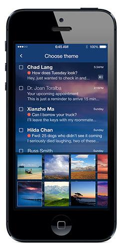 Yahoo Mail cumple 16 años, renueva sus apps y ofrece 1TB de espacio gratis - temas-yahoo-mail-ios