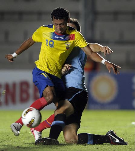 uruguay vs ecuador internet Ecuador vs Uruguay en vivo [Eliminatorias Conmebol Brasil 2014]