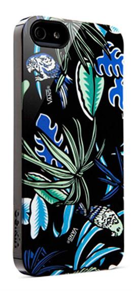 Fundas para iPhone 5 de Belkin con diseños de la marca Vans - vans-1