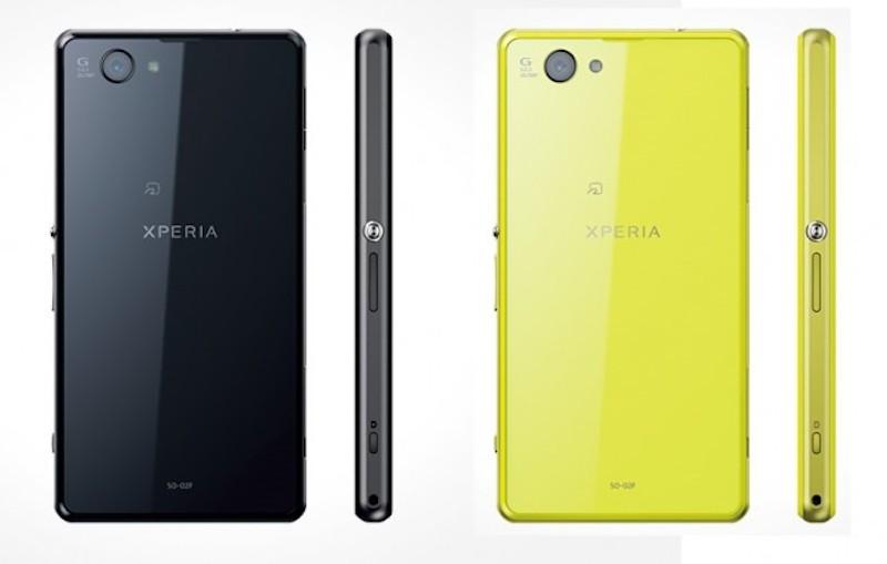 Sony Xperia Z1 f (Mini) es presentado - xperia-z1-f-mini