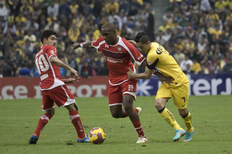 America vs Toluca en vivo América vs Toluca en vivo, Liga MX Apertura 2013