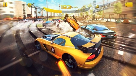 Asphalt 8: Airbourne debuta en Windows 8