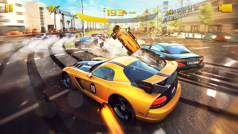 Asphalt 8: Airbourne debuta en Windows 8 - Asphalt-8