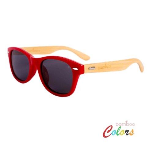 Lokal D, productos de diseñadores mexicanos directo a tu puerta - Bamboo-Life-Colors-Red-Solid