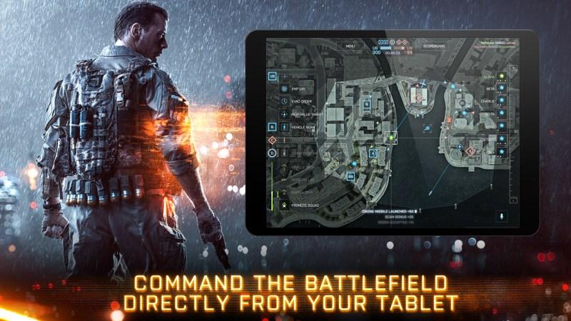 """EA lanza aplicación para jugar el modo """"Comandante"""" de Battlefield 4 en tabletas - Blattlefiled-4-comandante"""