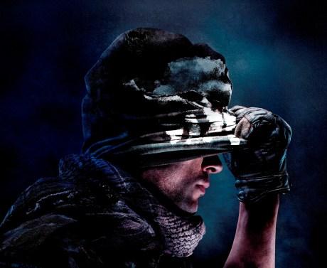 Call of Duty Ghosts presentado por Activision e Infinity Ward - CallofDutyGhostsKeyArt