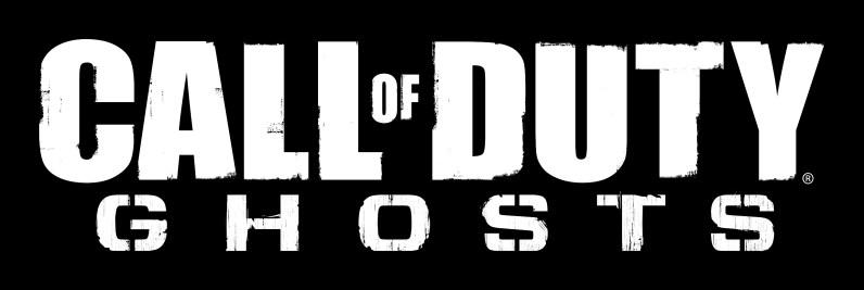 Call of Duty Ghosts presentado por Activision e Infinity Ward - CallofDutyGhostsLogoBlanco