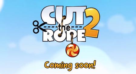 Teaser tráiler Cut the Rope 2
