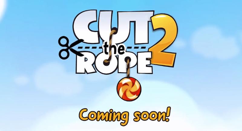 Teaser tráiler Cut the Rope 2 - Cut-The-Rope-2