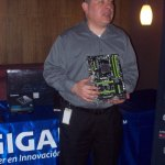 Tarjeta madre G1.Sniper A88X para gamers presentada por Gigabyte - David_Garza_dir_Gral_ingenieria_AMD