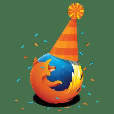 Firefox cumple su 9º aniversario