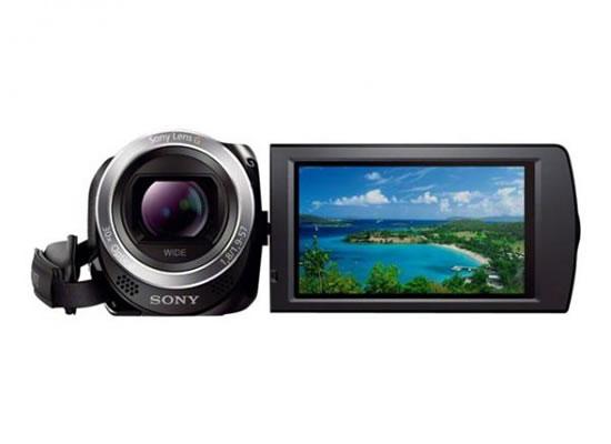 Ofertas del Buen Fin 2013 de Sony - HDR-CX220_Negro_4