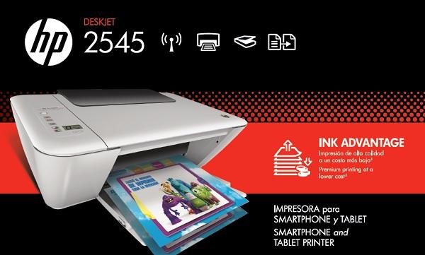 Ofertas del Buen Fin 2013 en impresoras HP - HP-Ink-Advantage-2545