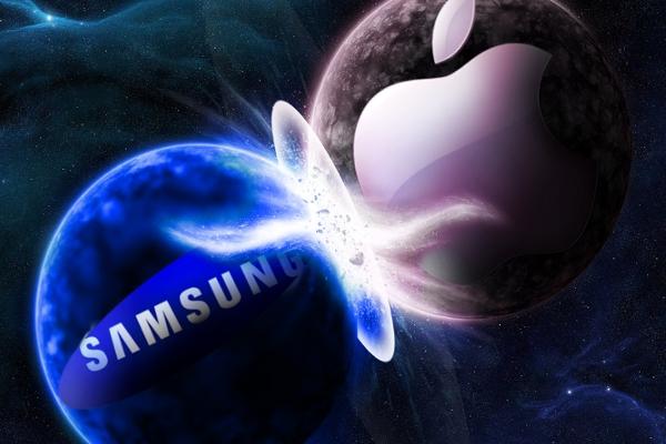 Samsung tendrá que pagarle 290 millones de dólares a Apple - Samsung-vs-Apple