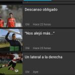 Sigue a tus equipos y ligas deportivas a todo momento con 365Scores [Reseña] - Screenshot_365Scores-Noticias2