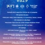 ZTE Blade Series, smartphones con Android desde $999 - ZTE-G-plus