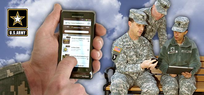 Estados Unidos pagará 50 millones de dólares por piratear software militar - android-army-app