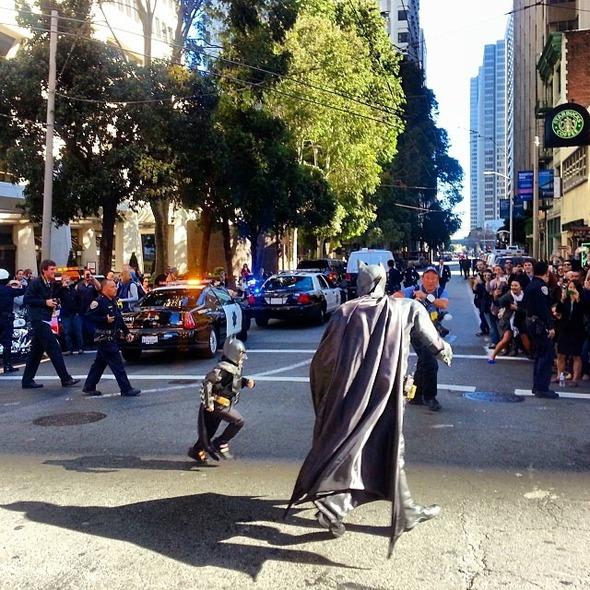 batkid video BatKid Rises, la historia de BatKid convertida en trailer de película