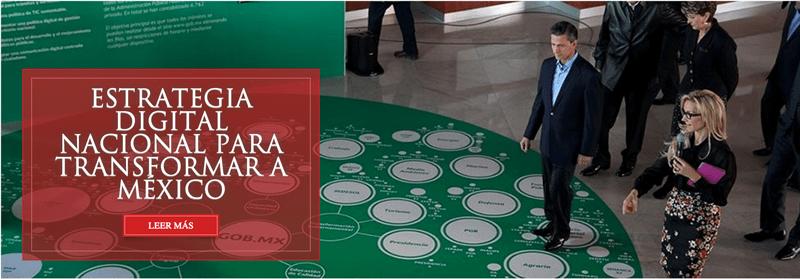 Gobierno mexicano presenta la Estrategia Digital Nacional - estrategia-digital-nacional
