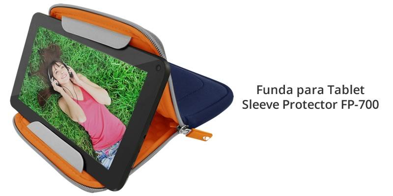 Protege tu tablet con la mochila Sleeve Protector FP-700 de Acteck - funda-tablet-sleeve-protector