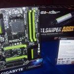 Tarjeta madre G1.Sniper A88X para gamers presentada por Gigabyte - gigabyte_sniper_A88X_03