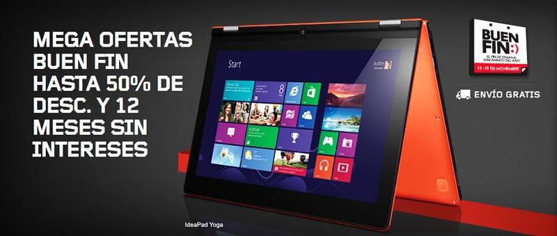 Ofertas del Buen Fin 2013 en Laptops, Tablets y PC's Lenovo - ofertas-buen-fin-laptops-computadoras