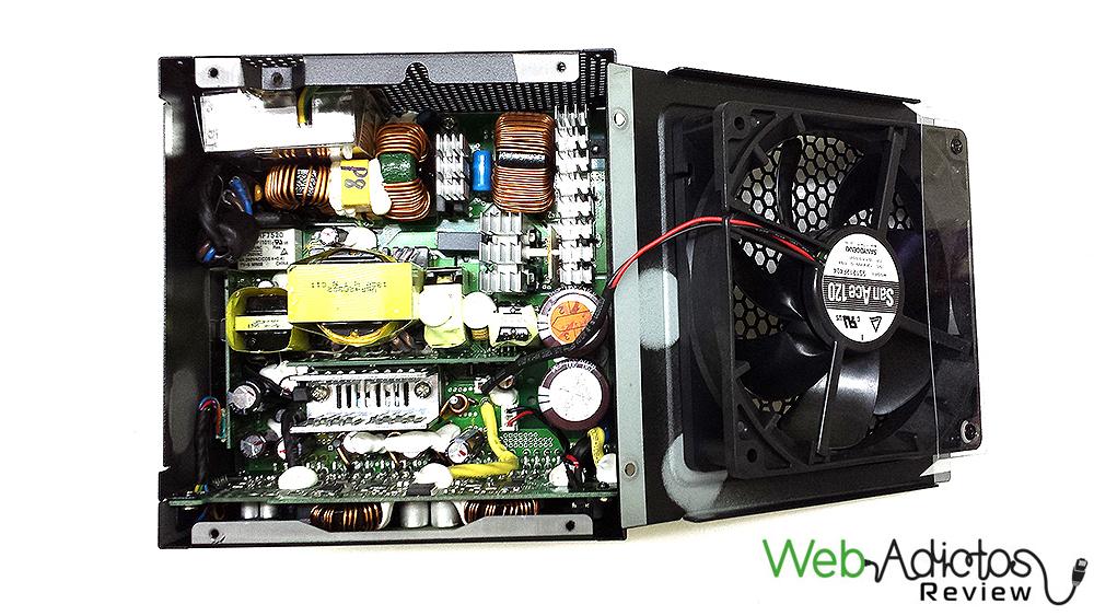 Seasonic Platinum SS-860XP2 Active PFC F3 (Platinum-860) [Reseña] - 132