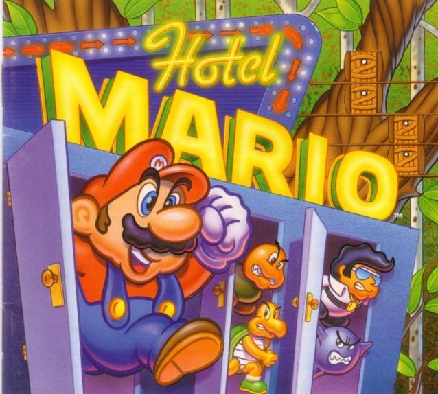 Hotel Mario – El juego de Mario que fue lanzado para un sistema diferente al de Nintendo - 31