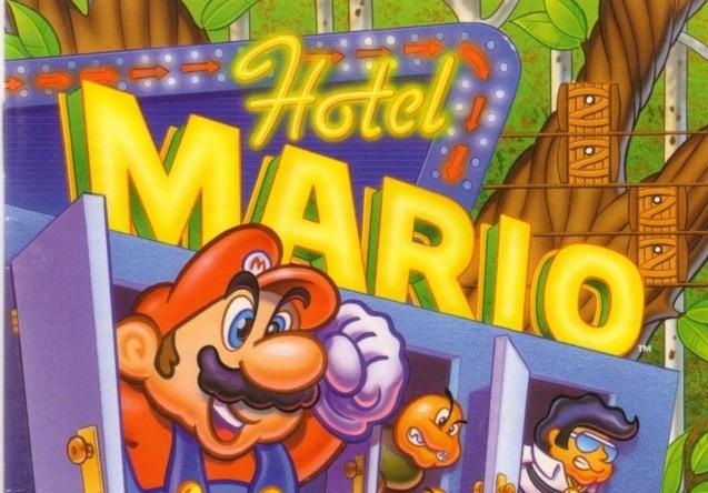 Hotel Mario – El juego de Mario que fue lanzado para un sistema diferente al de Nintendo - 32