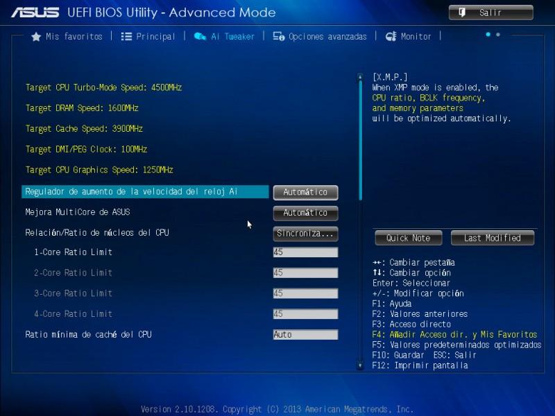 Tarjeta madre ASUS H81M-A para procesadores Intel de 4ta generación [Reseña] - ASUS-bios-h81m-a-4-800x600
