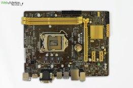 Tarjeta madre ASUS H81M-A para procesadores Intel de 4ta generación [Reseña] - ASUS-h81M-A-2