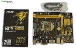 Tarjeta madre ASUS H81M-A para procesadores Intel de 4ta generación [Reseña] - ASUS-h81M-A-8