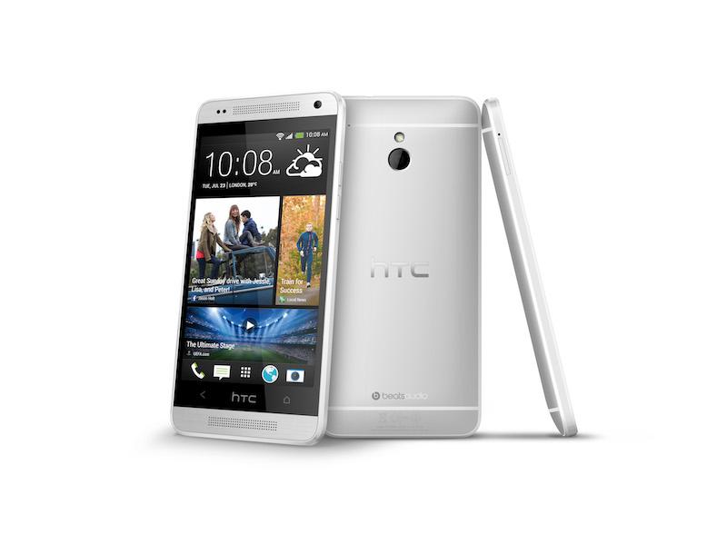 HTC One mini Mejores smartphones de gama media que puedes regalar esta Navidad