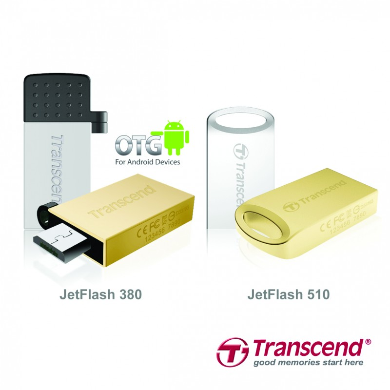 "Transcend lanza sus dispositivos USB JetFlash 380 y JetFlash 510 para almacenar ""on the go"" - JF510-800x800"