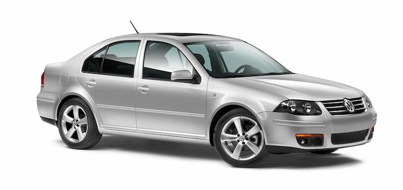 Los 5 autos más robados en México durante el 2013 - Jetta+clasico