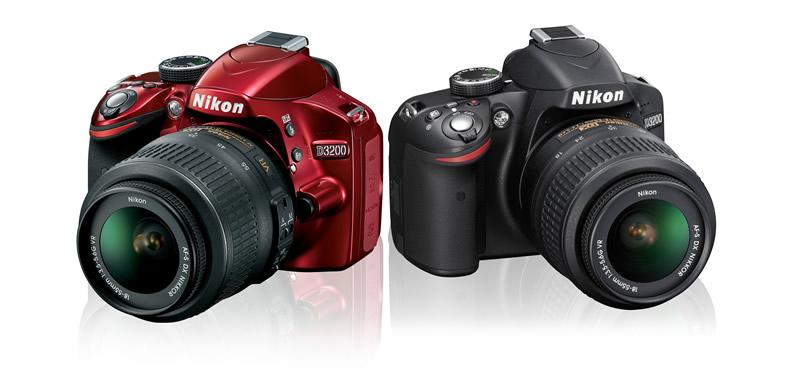 Cámaras Nikon, una buena opción de regalo para Navidad - Nikon-D3200