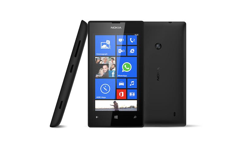 Mejores smartphones de bajo costo que puedes regalar esta Navidad - Nokia-Lumia-520