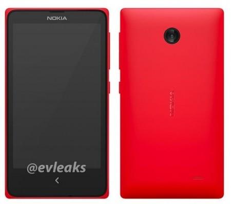 Nokia con Android = Normandy - Nokia-normandy-450x397