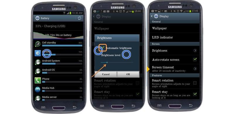 Cómo ahorrar batería en el celular, algunos consejos por Samsung - ahorrar-bateria-celular-samsung