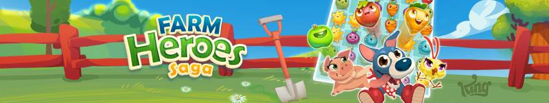 Conoce los mejores juegos en Facebook del 2013 - farm-heroes
