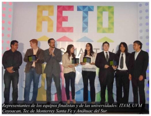Kidzania e ITAM los ganadores del Reto Samsung Smart TV powered by Telcel 2013 - finalistas-reto-samsung-02-copia-800x617