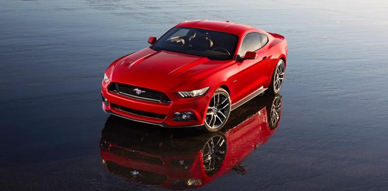 Nuevo Ford Mustang 2015 es lanzado con un nuevo diseño e innovadoras tecnologías - ford-mustang-2015