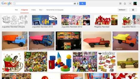 Búsqueda en línea de juguetes lleva a imágenes que podrían no ser aptas para menores