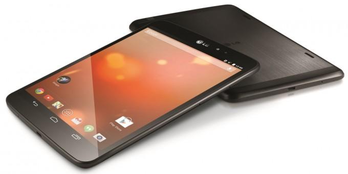 Tableta LG G Pad 8.3 edición Google Play es presentada - lg-gpad-gpe2
